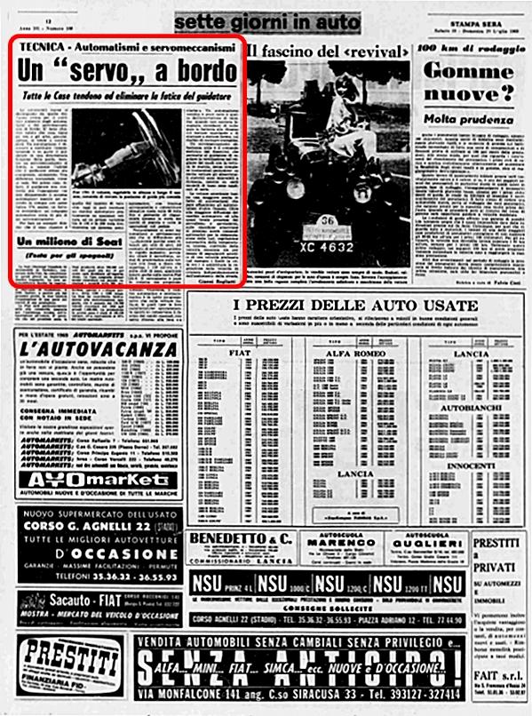 La Stampa Sera, 19 Luglio 1969